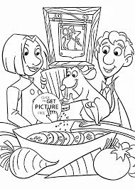 Small Picture Ratatouille Cooking Coloring Beautiful Cooking Coloring Pages