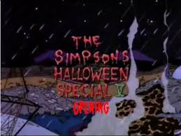 Talking Simpsons U2013 Treehouse Of Horror V U2013 Laser TimeWatch The Simpsons Treehouse Of Horror V