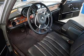 The car has new paint and is in very nice condition and is a great driver and the chrome and paint. 1972 Mercedes Benz 280se 4 5 German Cars For Sale Blog