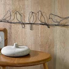 wire art metal tree wall art