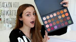 makeup geek foiled eyeshadow review swatches jaclyn hill you review swatches jaclyn hill favorites palette by