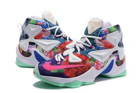 lebron mens basketball shoes. nike lebron 13 25k customize basketball shoes for sale-5 lebron mens