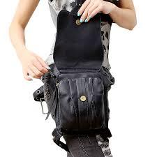 cmx getfasionbags steampunk style snake texture waist bags 2