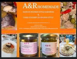 a r bangus spanish style sardines and