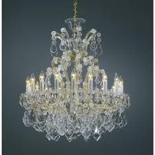 miasto cb145310 19 crystal bohemian 19 lt crystal chandelier