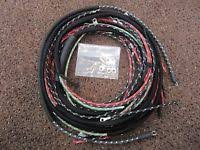 harley 1956 1957 panhead wiring harness kit usa made fl flh harley davidson wiring harness 1948 1957 all v twins 70321 48 made in