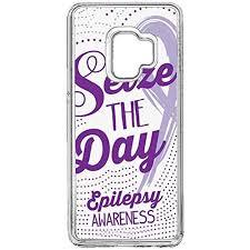 Amazon Com Cover Samsung Galaxy S9 Case Epilepsy Awareness