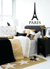 Simple Black Gold And White Bedroom Room Decor Pertaining To Wedding ...