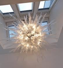 elegant the art of lighting. Elegant Glass Balls Chandelier Lamp Ceiling Mounted Chaddeleir White Art Lighting The Of T