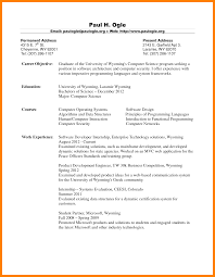 Awesome Collection Of Example Resume For Fresh Graduate Beautiful