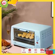 Lò Nướng Đa Năng Mini LitteDuck, rã đông, nướng bánh Công Suất Lớn 750W