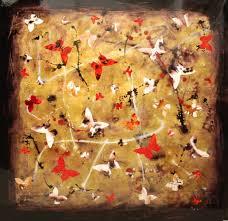 autumn dream high gloss painting by paresh nrshinga