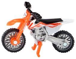 Купить Мотоцикл <b>Siku KTM</b> SX-F 450 кроссовый (1391) 7.8 см ...