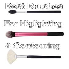 best brushes for highlighting contouring