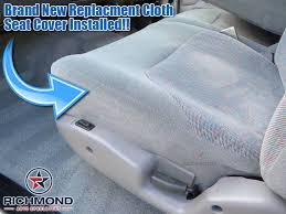 1999 ford f 250 xlt cloth seat cover
