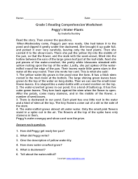 Maybe you would like to learn more about one of these? Reading Worksheets Fifth Grade Reading Worksheets