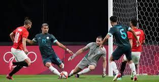 نهاية المباراة - مصر 0 - 1 الأرجنتين.. الجولة الثانية من أولمبياد طوكيو -  بوابة الشروق - نسخة الموبايل