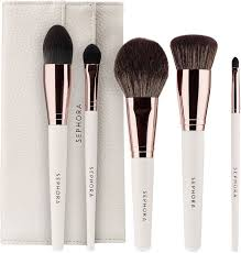 sephora collection plexion unplicated brush set