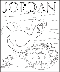 They are officially recognized and accepted by various institutions. Enjoy These Free Personalized Coloring Pages From Frecklebox Com Frecklebox
