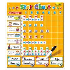 Fiesta Crafts Large Star Chart