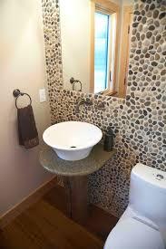 Backsplash for bathroom Quartz Polished Mixed Pebble Tile Bathroom Wall Backsplash Pebble Tile Shop Polished Mixed Pebble Tile Bathroom Wall Backsplash Pebble Tile Shop