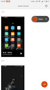 Feature Review] Screen Recorder & System Apps Updater - Tips ...