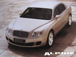 OEM French Bentley Continentyal Flying Spur owners manual