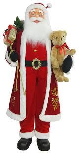 standing christmas figure
