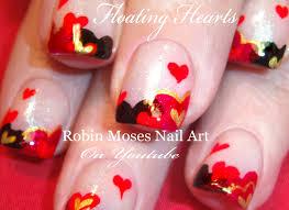 Cute Nail Art Red Cute and easy hello kitty nail art designs