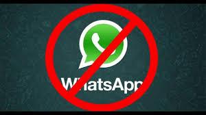WhatsApp non funziona con invio delle fotografie e messaggi ...