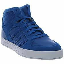 adidas shoes high tops blue and black. adidas men\u0027s raleigh mid fashion sneakers (9 d(m) us, blue/ shoes high tops blue and black