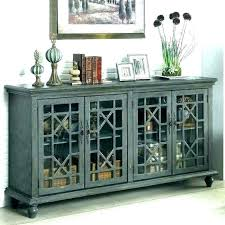 antique buffet table with glass doors sliding door cabinet cabinets antique buffet table with glass doors
