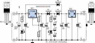 diy power bank circuit diagram wiring diagrams 5v power supply for on train radio era circuit diagram