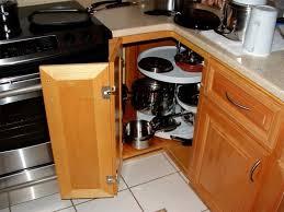 Corner Kitchen Cabinet Storage Door