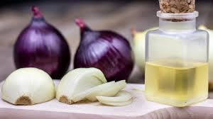 benefits of onion juice for hair growth