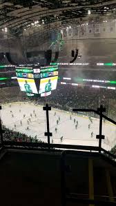 American Airlines Center Section 305 Home Of Dallas Stars
