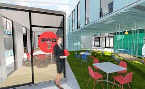 container office design. Shipping Container Office Design E