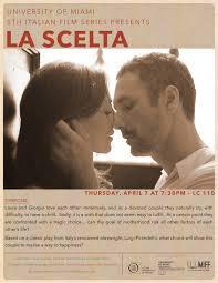 La Scelta (2015) movie at MovieScore™