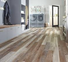 the progen collection from tarkett is flooring that is said to be waterproof easy to install and demonstrates superior durability over traditional wpc with