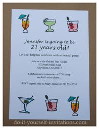 printable 21st birthday cards print and create 21st birthday invitations