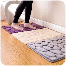 c fleece bathroom memory foam rug kit toilet pattern bath non slip mats floor carpet set mattress for bathroom decor by jiashao dhgate