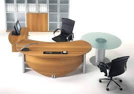 curved office desk. Modern Executive Office Desk Furniture Curved