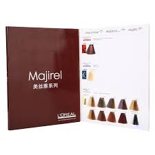 Majirel Hair Colors Chart Hair Color Cream Guide Book Buy Hair Colors Shaped Books Hair Color Chart Majirel Hair Colors Product On Alibaba Com