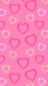 iphone 5 backgrounds girly. Pink Heart IPhone Wallpaper 50 Examples Of Throughout Iphone Backgrounds Girly