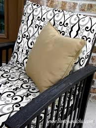 patio cushion covers wicker loveseat cushion replacement outdoor cushions