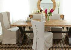 dining chair slipcover design ideas pictures remodel and decor page 4