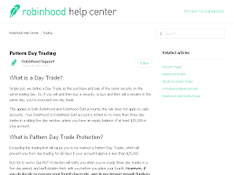 Pattern Day Trader Awesome Inspiration Design