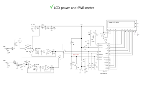 The device is designed to display on the lcd alphanumeric display the values of the forward power and vswr for this purpose it should be connected to