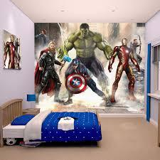 Marvel Bedroom