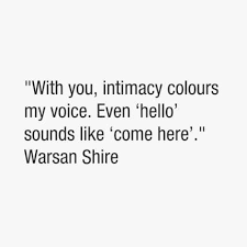 Caption Quotes Delectable African Poetry 48 Warsan Shire Quotes On Love And Heartbreak For